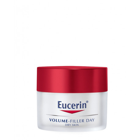 Eucerin Hyaluron filler + volume lift piel seca spf15 50 ml