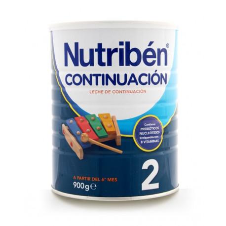Nutriben Continuación 2, 800g