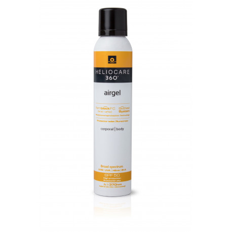 Heliocare 360 airgel 50+ corporal 200ml
