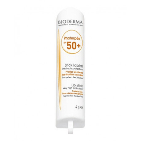 Bioderma Photerpès Stick labial 50+