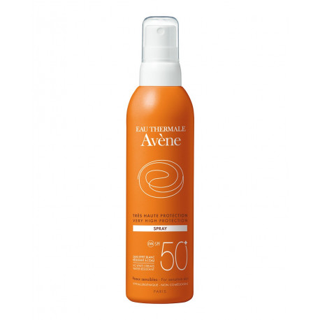 Avène Leche SPF 50+ spray 200ml