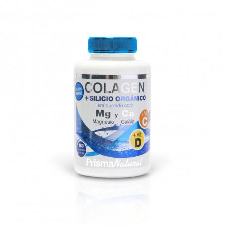 Colagen + Silicio orgánico 180 tabs
