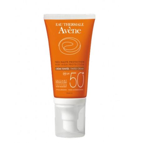 Avene Crema Solar Coloreada Spf50+ 50 ml