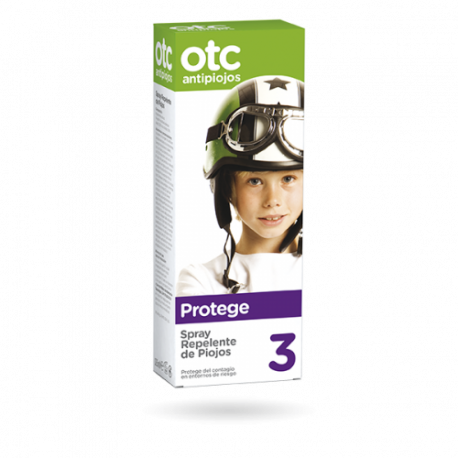OTC ANTIPIOJOS SPRAY REPELENTE 125 ML