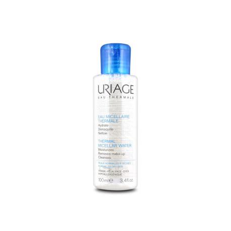 EAU MICELLAIRE THERMALE Agua micelar limpiadora normal/seca 100ml