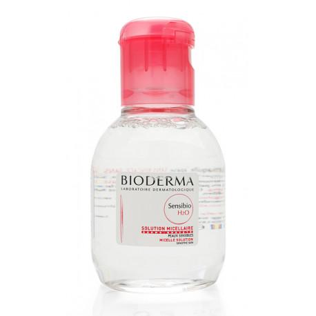 Bioderma Sensibio H2O. Solución micelar piel sensible 100 ml.