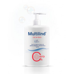 Multilind gel baño 500ml