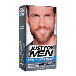 JUST FOR MEN BARBA CAST CLA 15