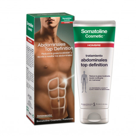 Somatoline Hombre Top Definition 200ml Abdominales Definidos