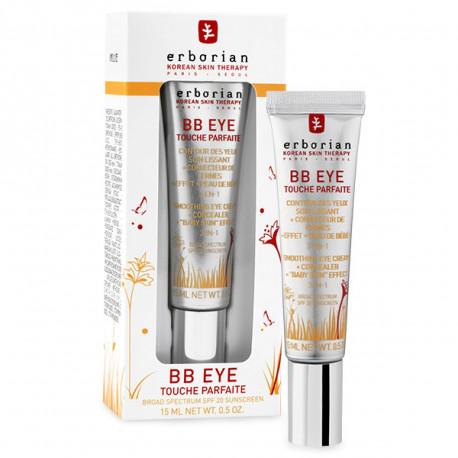 Erborian BB Eye Crema Contorno de Ojos 3 en 1, 15ml