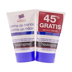 Neutrogena® Crema de Manos Concentrada duplo