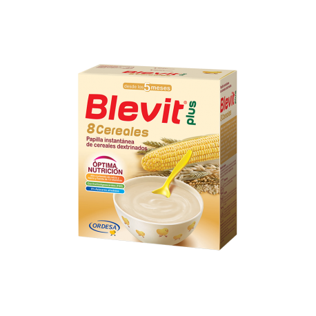 BLEVIT PLUS SUPERFIBRA 8 CEREALES 600g