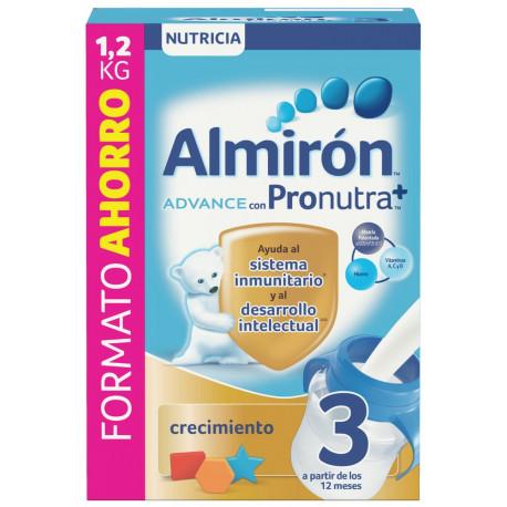 Leche de Continuación Almiron 3 advance 1.2 kg