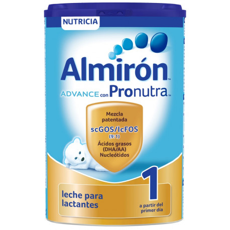 Almirón Advance con Pronutra 1 800gr