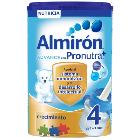 Almirón Advance con Pronutra+ 4 800gr