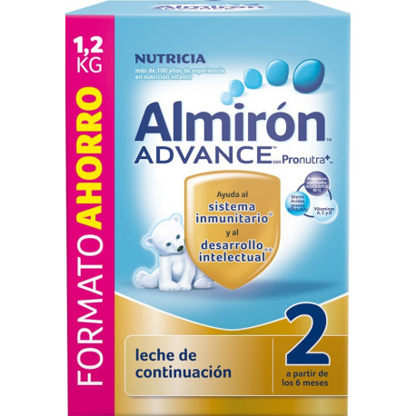 Almirón Advance con Pronutra+ 2 1200 gr