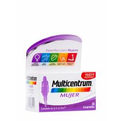 Multicentrum mujer 30 cp