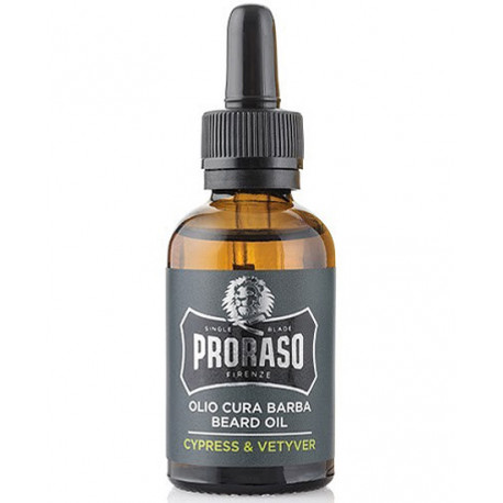 Proraso Aceite Para Barba 30ml Fragancia Herbal