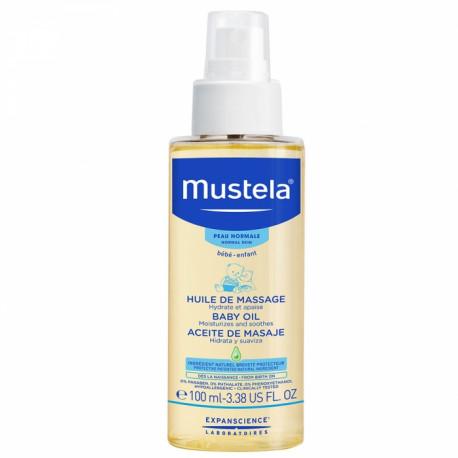 Mustela Aceite de masaje 100ml