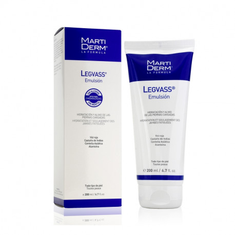 MARTIDERM LEGVASS EMULSION 200