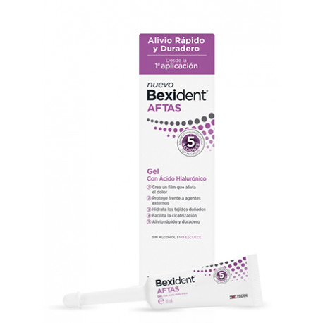 Bexident AFTAS Gel 8ml