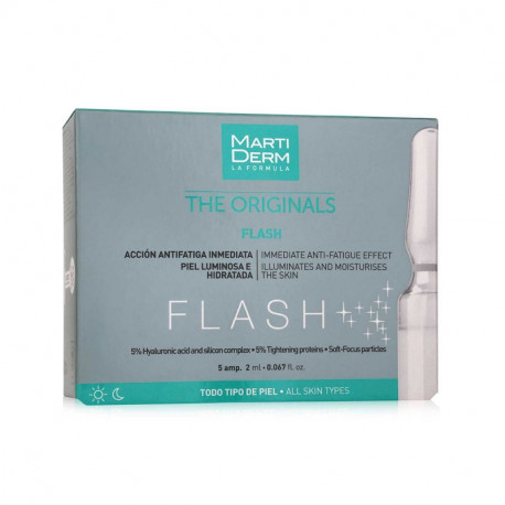 Martiderm Flash - 5 ampollas