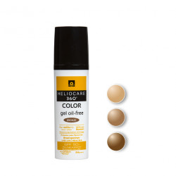 Heliocare 360 Color Gel Oil-Free SPF 50+