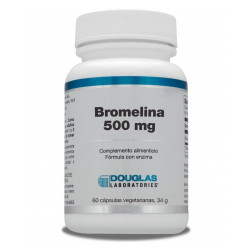 Bromelina 50mg 60 caps