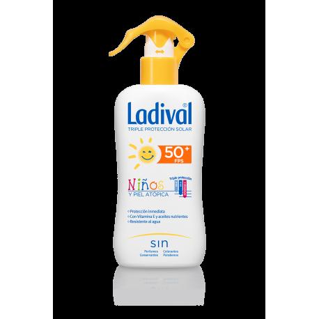 Ladival® Spray Niños y Pieles Atópicas