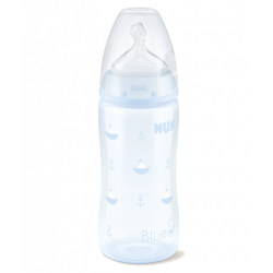 NUK First Choice+ 0-6m AZUL 300 ml