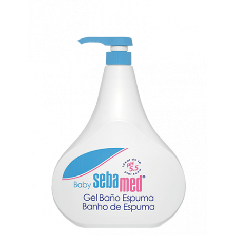 Baby Sebamed Espuma de Baño 1000ml