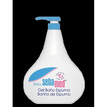 Sebamed Baby Gel de Baño Espuma, 500ml