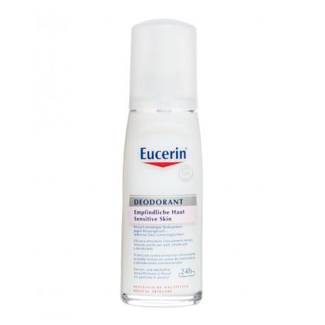 Eucerin desodorante balsamo spray