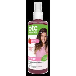 OTC Antipiojos Protege Spray Desenredante Fresa 250 ml