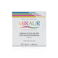 Crema Activa de día con Multivitaminas 50 ml
