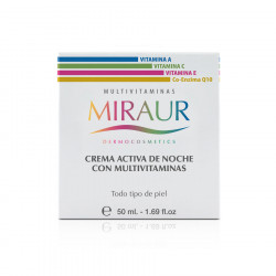 Crema de noche con Multivitaminas 50 ml