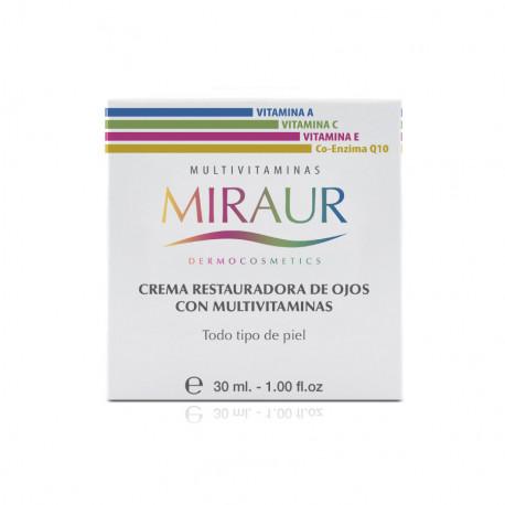 Crema de ojos y Labios Restauradora 30 ml