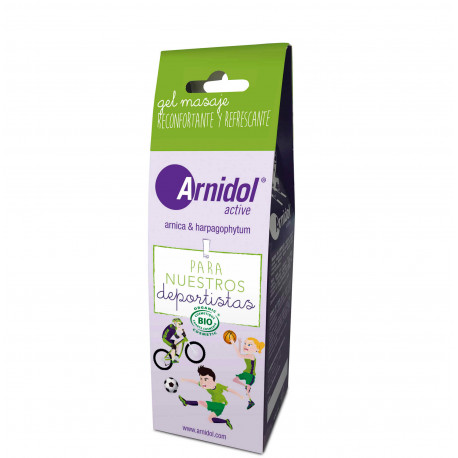 Arnidol active gel masaje 100 ml