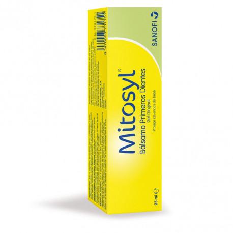 Mitosyl Bálsamo Primeros Dientes 25ml