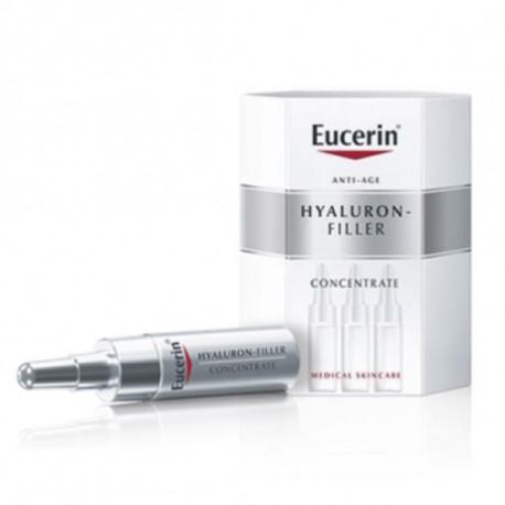 Eucerin Hyaluron filler 6 ampollas concentradas