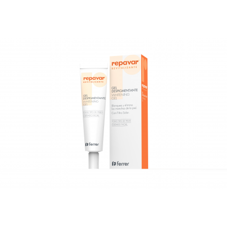 Repavar® Revitalizante Gel Despigmentante 15ml