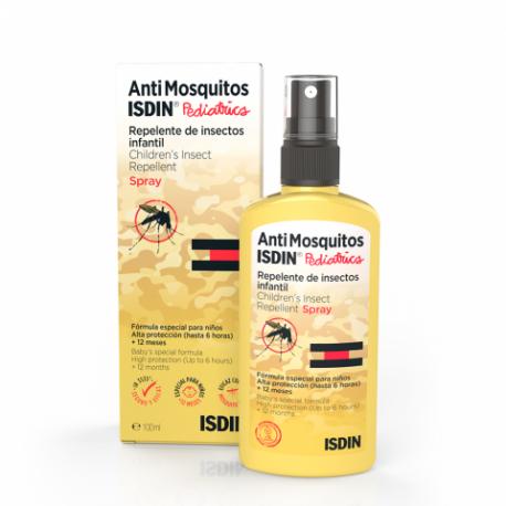 AntiMosquitos ISDIN Pediatrics Insect Repellent 100ml