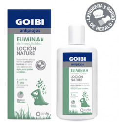 Goibi antipiojos elimina locion nature 200ml