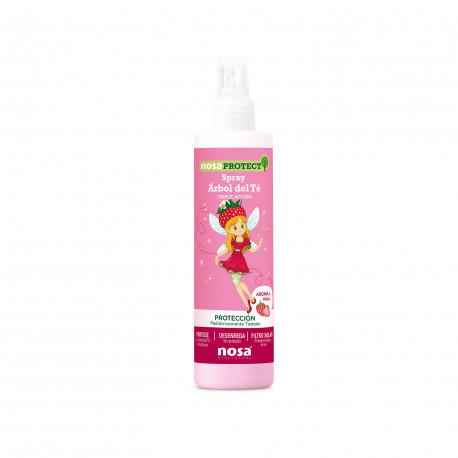 Nosa Spray Arbol de te triple acción 250ml
