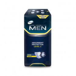 Tena men protector absorbente level 2 20 uds