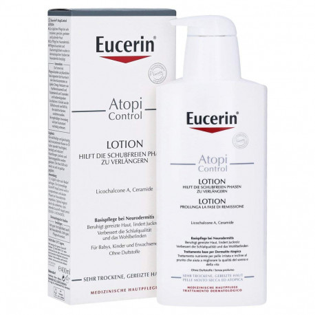 Eucerin AtopiControl Loción 400ml