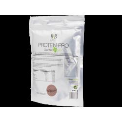 Protein-Pro Gourmet's VEGETAL - Sabor Chocolate - 500 g.