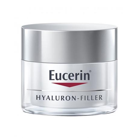 Eucerin Hyaluron filler piel seca 50 ml