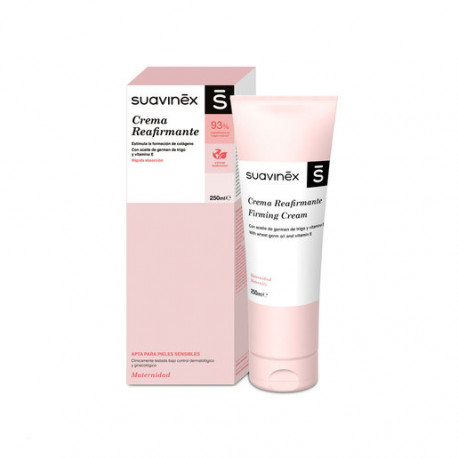 Suavinex Crema Reafirmante 250ml