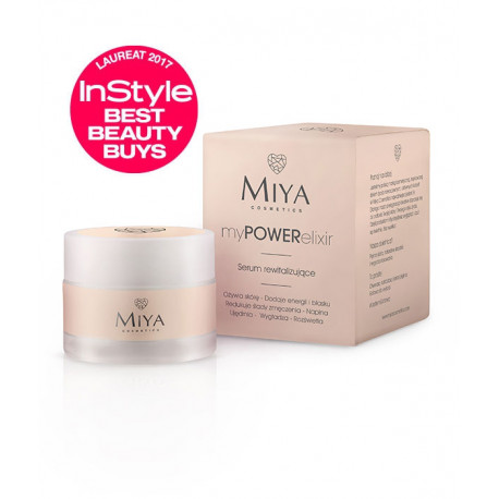 Serum facial myPOWERelixir Miya 15 ml